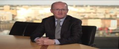 New Central Bank governor Philip Lane sends YouTube message to staff