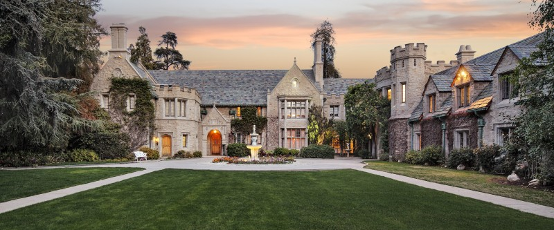 Playboy mansion for sale for $200 million
