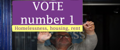 Housing a big issue in General Election 2016