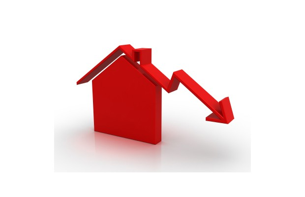 Residential property prices down 0.6% in the year to August