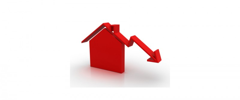 Property prices fall by 0.5% in January