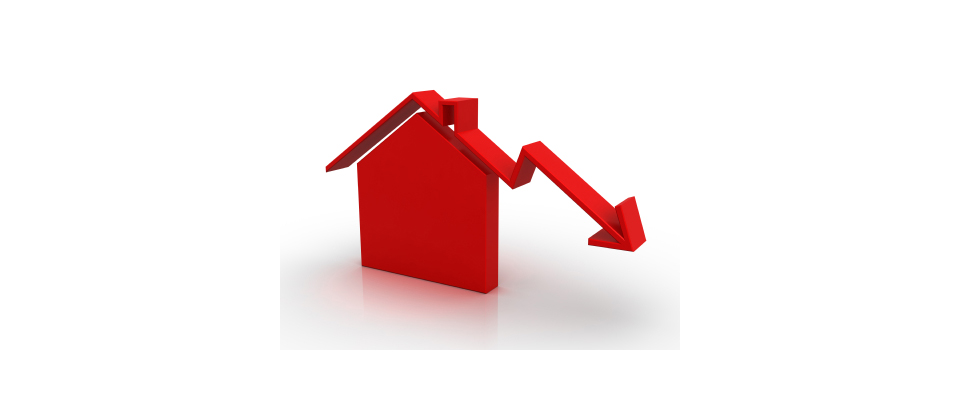 Property prices record their slowest rate of growth in over six years