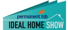 permanent tsb Ideal Home Show in Dublin from April 15th to 17th