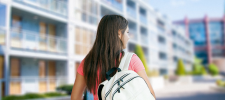 Rising rents make it increasingly difficult to find student accommodation