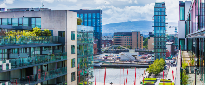 New report informs of annual 12% rises in property prices and rents in Dublin Docklands