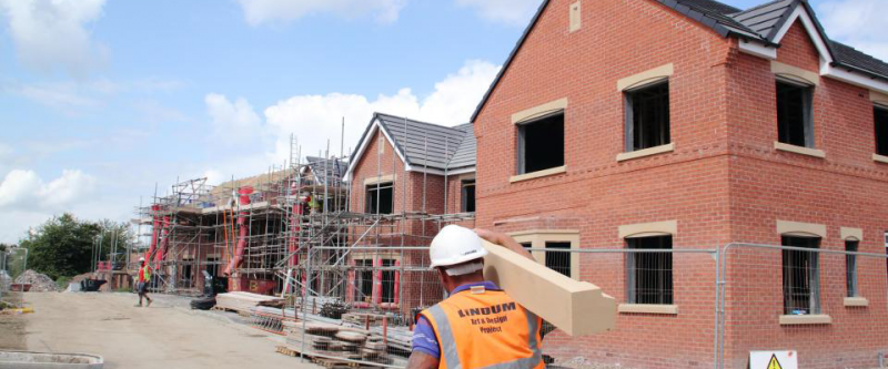 Residential construction in Ireland up 36% year-on-year