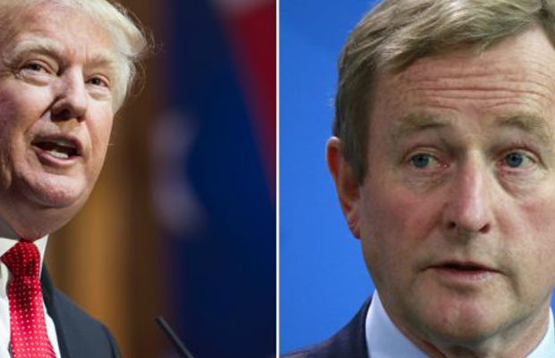 New MyHome.ie survey indicates majority in favour of Kenny meeting Trump