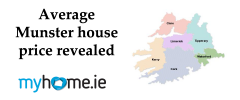 The Average House Price in Munster Has Been Revealed