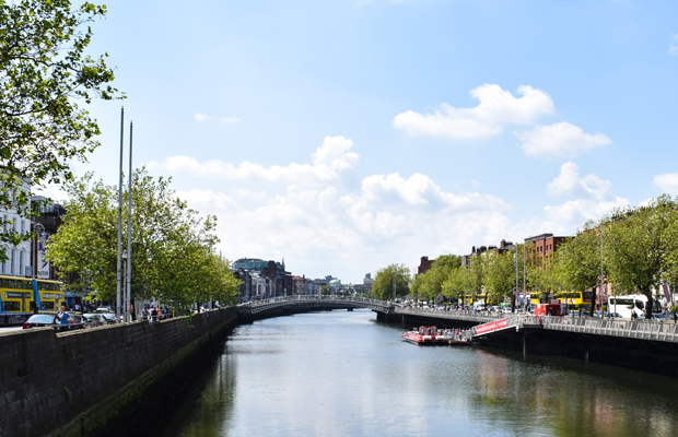 Dublin house sales fell by 1.5% last year