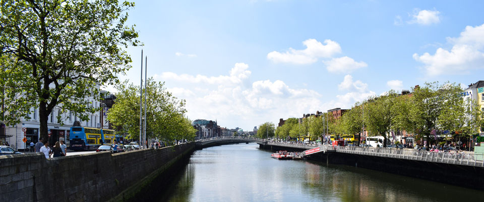Significant increase in sales across Dublin in first half of the year