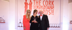Hegarty Properties awarded East Cork Business of the Year 2017