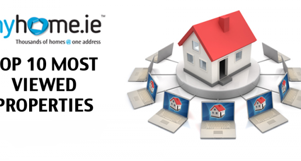 The 10 most viewed properties on MyHome.ie last month