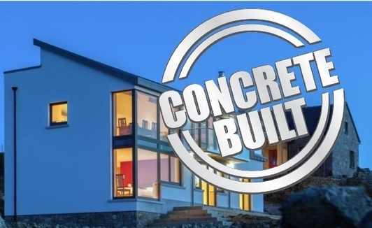 Is your home concrete built?