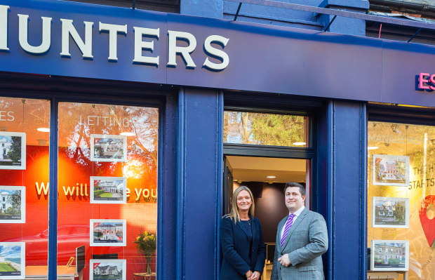 Hunters Estate Agents open new Rathfarnham office