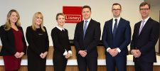 Lisney promotes five rising stars