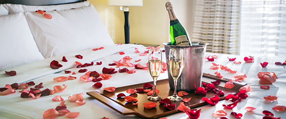 Home is where the heart is… Five romantic hideaways for Valentine's Day