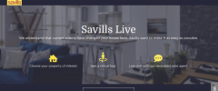 Savills Live enables potential buyers to view and purchase property online